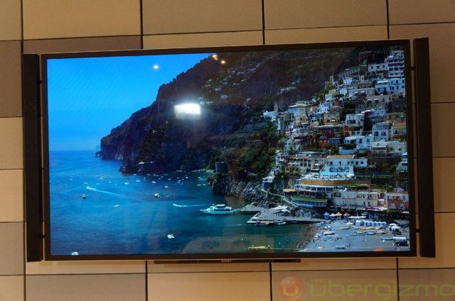 Sony XBR-84X900 4K LED TV eyes-on: Amazing