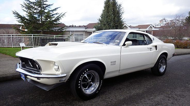 73 best boss 429 mustang images on pinterest ford for Taggart motors in portland