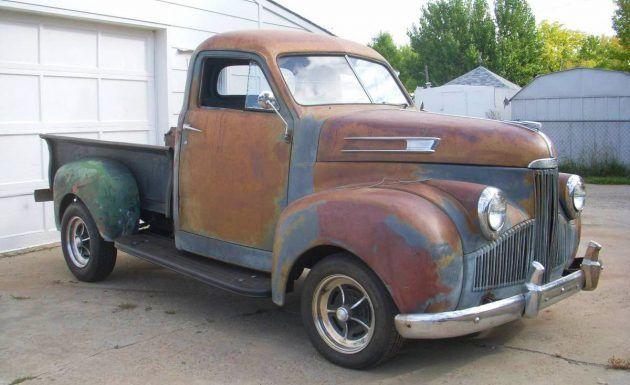 Rare Project 1948 Studebaker M5 Pickup Studebaker Trucks