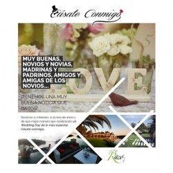 #Valencia #Wedding Cásate conmigo ^_^ http://www.pintalabios.info/es/eventos-moda/view/es/1995 #ESP #Evento #Bodas