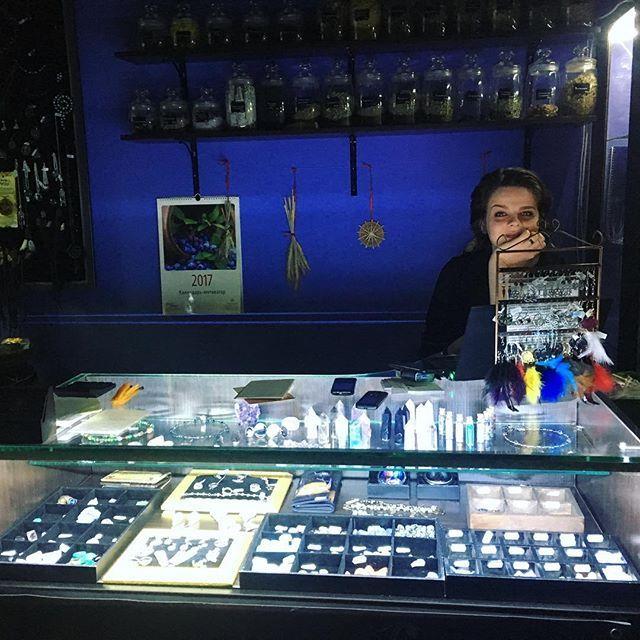 """Когда на работе действительно колдовская атмосфера 🌖🌚🌔  https://www.skuld.com.ua/  Магазин практической магии """"Ведьмин Котел, магический магазин, магазин магии в Киеве, эзотерический магазин Украина, магазин для ведьм, ведьмин магазин, магазин магических товаров, witch shop, witches shop, witch cauldron shop, magic shop, esoteric shop"""