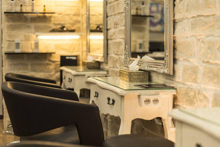 salon de coiffure La suite Paris