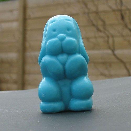 DaKaDo - Figuren gastenzeepjes - Blauwe Hond