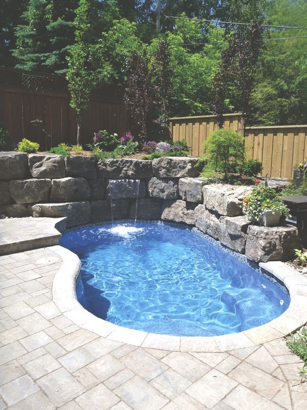 7 Best Images About Crispin Style Fiberglass Pools On