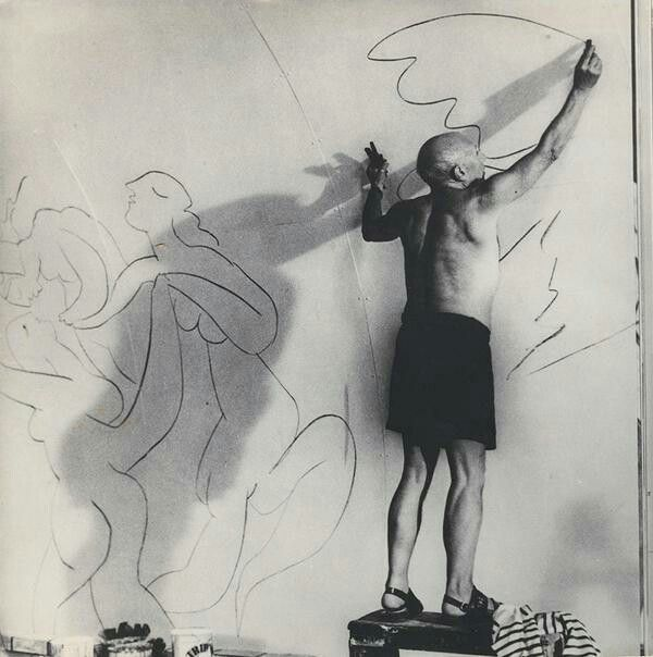 Picasso,1960.