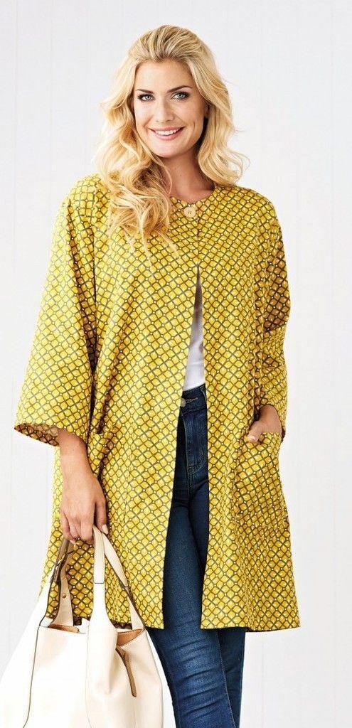 patron gratuit couture manteau femme