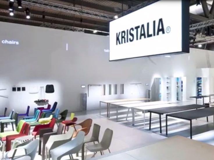 Kristalia at the Milan design week 2013