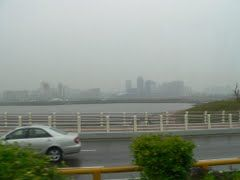 深圳灣口岸 Shenzhen China Bay Port