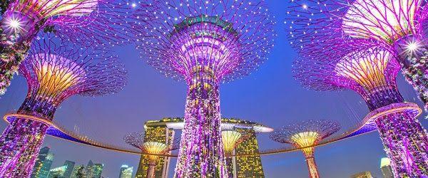 Международный аэропорт Чанги    Сингапур