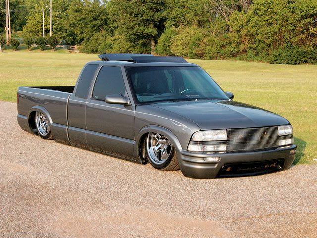 259 Best Chevy S10 Amp Gmc S15 Pickups Images On Pinterest