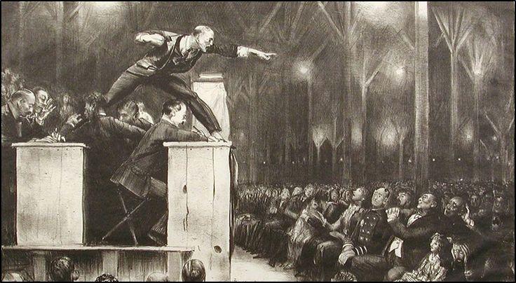 A Brief Critique of the Social Gospel