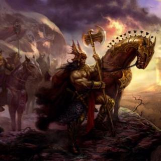 Ragnarok The Viking Spamageddon Is Upon Us Myth Battle Good Evil