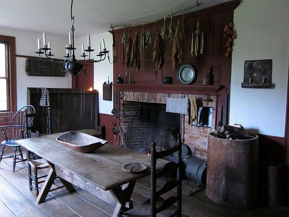 60 Best Images About 18th Amp 19th Century Kitchens On