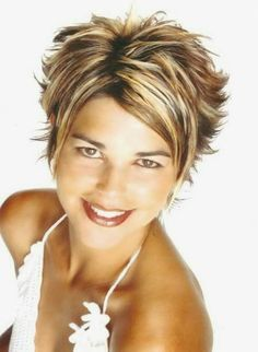 short hairstyles for women over 40 - Google Search