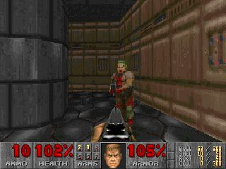 Ever since the man went to space, all of us started thinking about the fact that there might be life on other planets. This interesting idea has spawned numerous games, but the one that is the most interesting and revolutionary is definitely Doom.