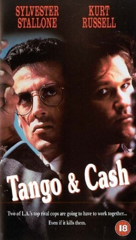 Tango & Cash  (first use of the term Fubar..lol) Kurt...so hot!
