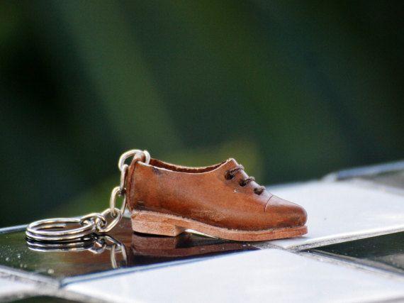Shoe keychain by SouthwesternSouvenir on Etsy