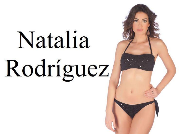 Natalia Rodríguez Miss Argentina wallpaper