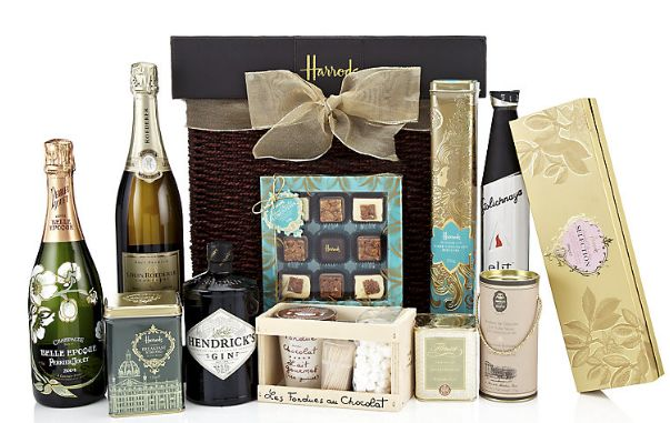 Harrods London Hamper - 2013 Summer Gift Ideas, Luxury Gifts for Children, Exclusive Gifts Ideas London