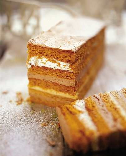 медовик (Medovnik), Russia | honey cake