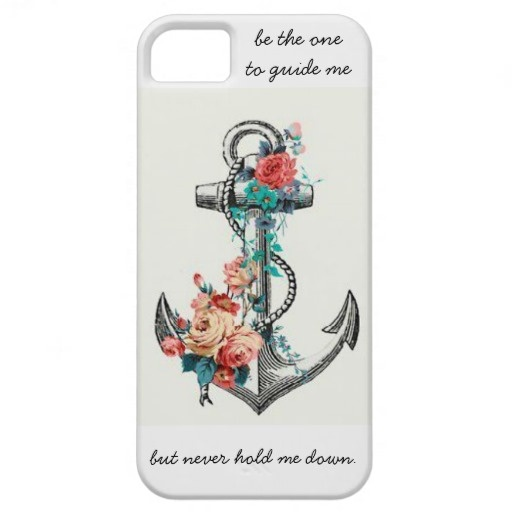 Anchor iPhone 5 Case | Zazzle.com