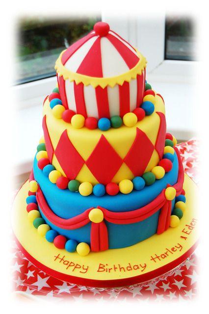 "Photo 12 of 15: Circus / Birthday ""Harley & Eden celebrate their Birthdays Circus Style"" | Catch My Party"