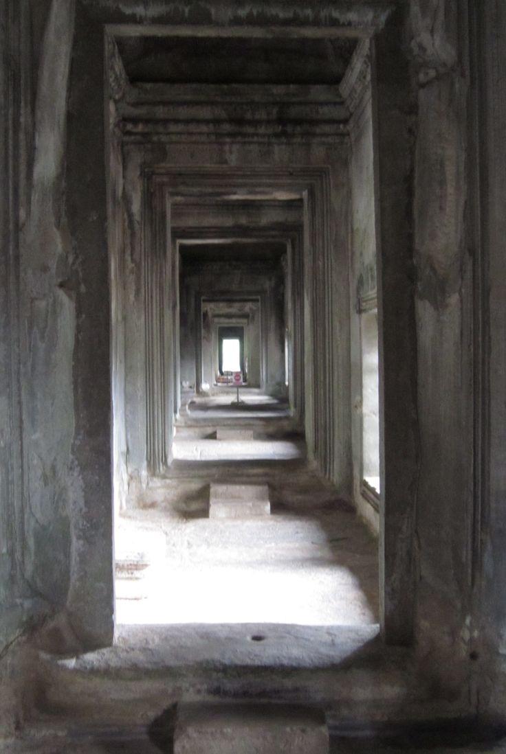 Door, Cambodia