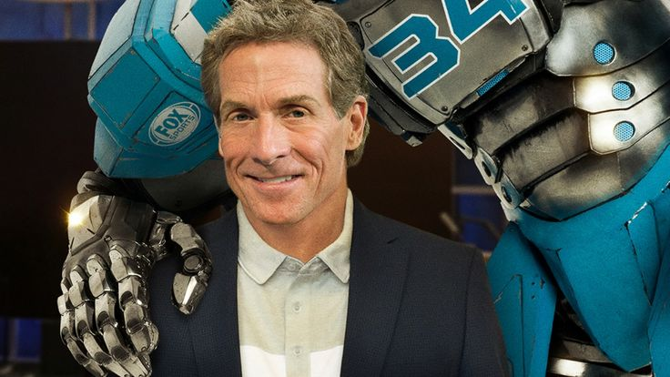"""Skip Bayless joins Fox from ESPN """"I'm Taking Off the"""