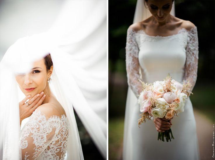 must have bridal portrait on your wedding day #grabazei #weddingphotoideas #bridalportrais #bridalpreparations #gettingreadybride #classicweddingideas