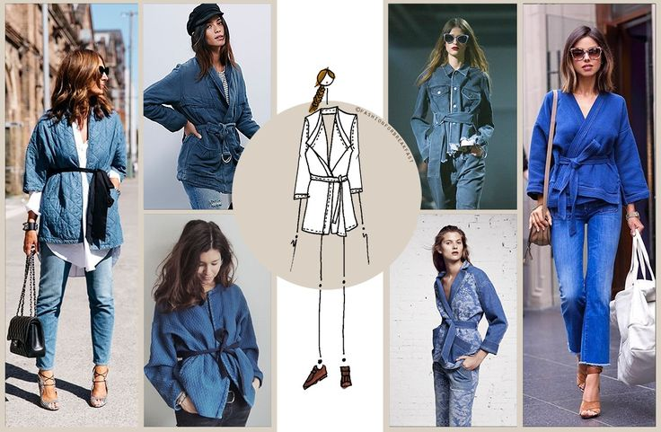 Flash Trend: all denim.  More on www.fashionforbreakfast.it #flashtrend #trend #denim #fashion