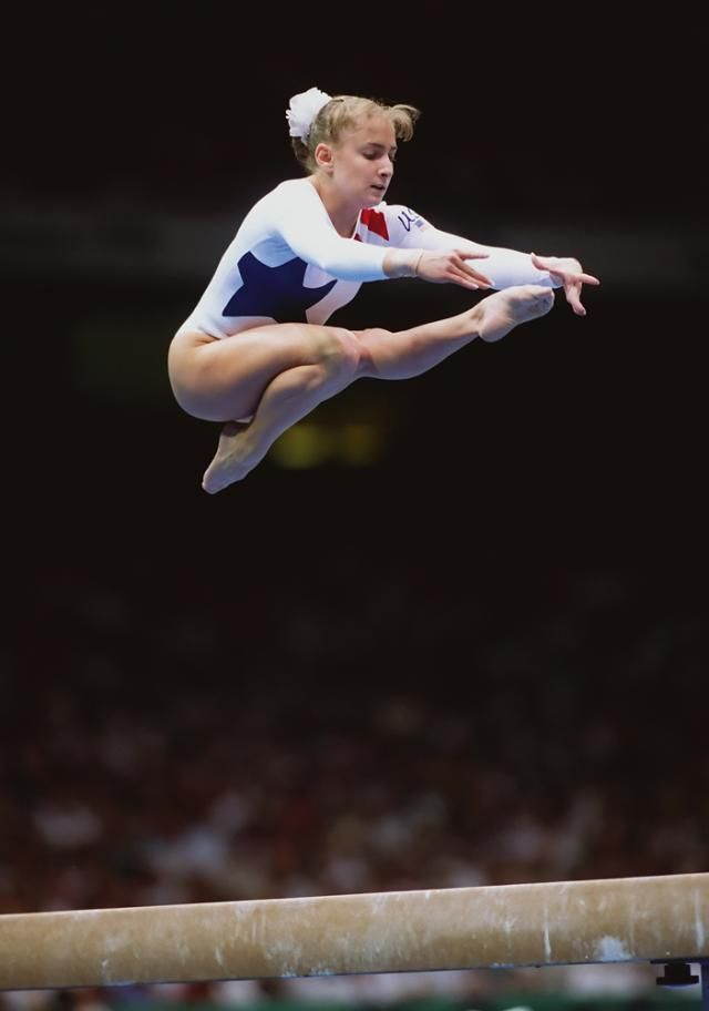 1996 Olympic Gymnastics Team: The Magnificent Seven: Shannon Miller