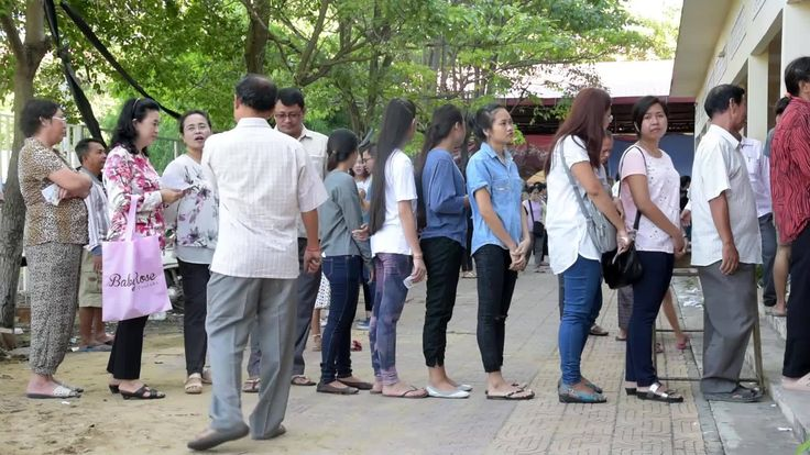Millions of Cambodians will vote in commune elections today. Jack Board explains what is at stake: http://cna.asia/2sCNfOu
