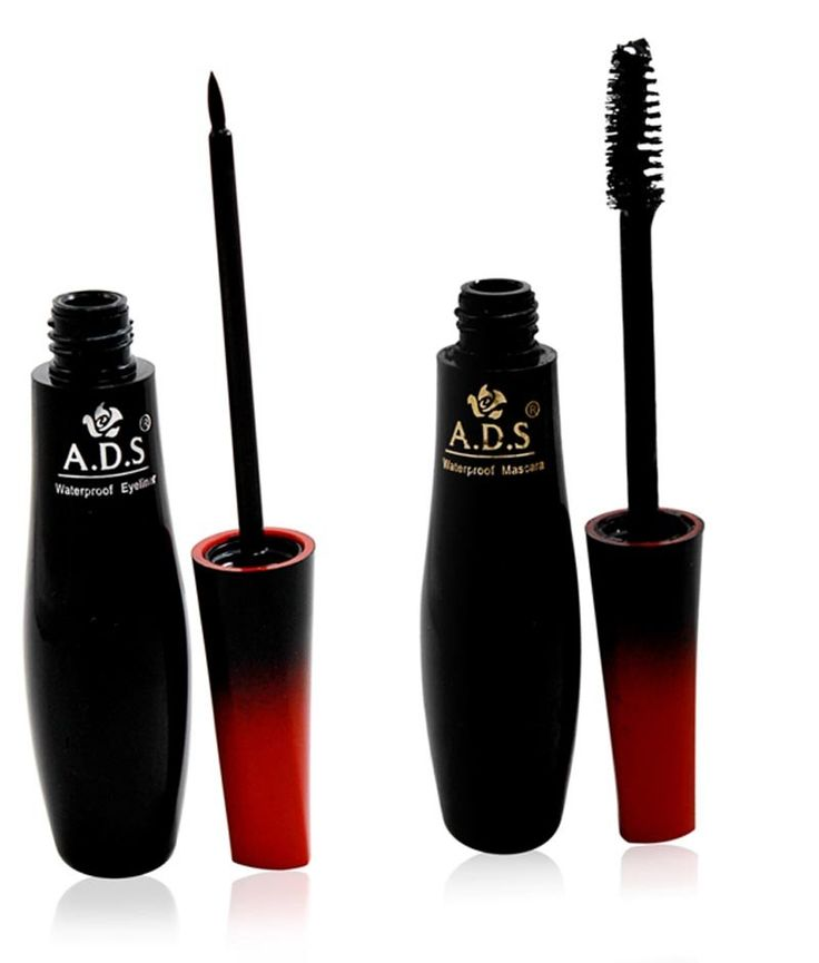 ADS+WATERPROOF+EYELINER+&+MASCARA++Free+Liner+&+Rubber+Band+-PHMH.+1+Eye+liner::+1mascara++::+1+Eye+&+Lip+Liner+…