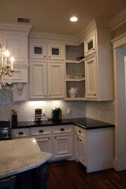 A gorgeous kitchen #frenchdecor