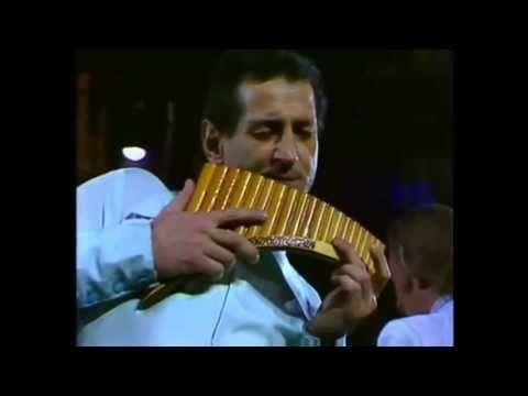 El Pastor Solitario-George Zanfir, con la orquesta de James Last, Londres 1978 - YouTube
