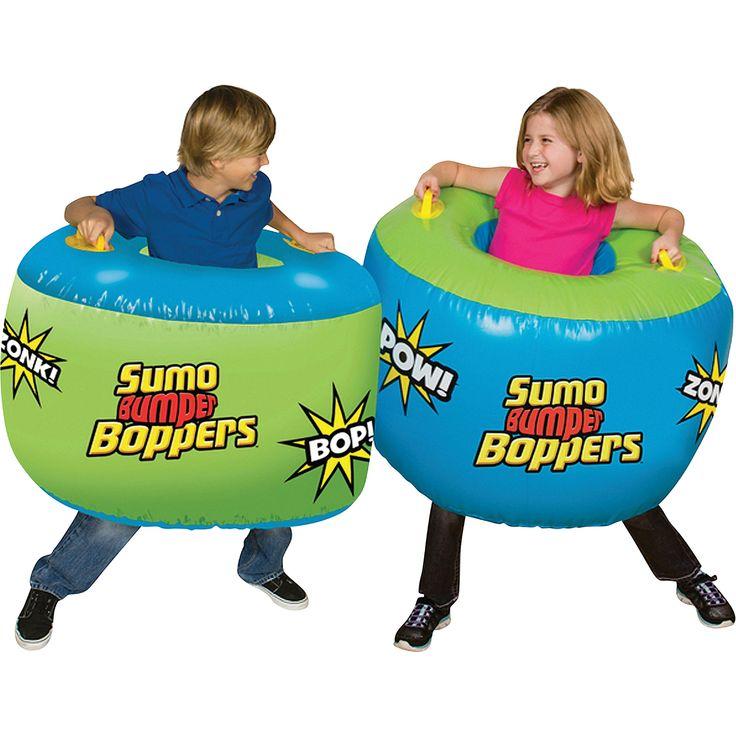 Sumo Bumper Bopper — Bump Up Your Fun