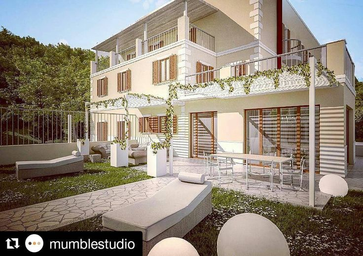 #Repost @mumblestudio with @repostapp  Progetto per un ampliamento di una abitazione privata - 2016 - Ascoli Piceno (AP) #render #vray #interiordesign #exteriordesign #design #3dsmax #archviz #interior #interiorrender #photoshop #rendering #architecture #architecturerender #wood #3dvisualization #instarender #homedecor #visuals #expansion #interiordesigner #architecturalvisualisation #archlovers #living #ampliamento #italy #restyling #yellow #garden #home