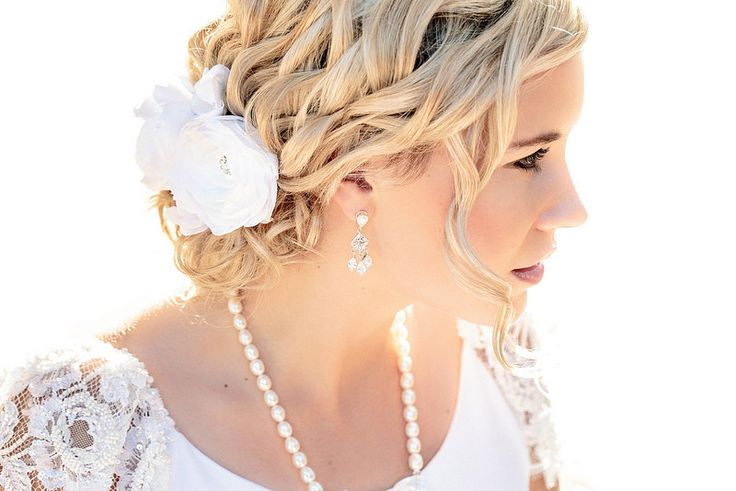 Bayly Allure bridal  makeup and hair