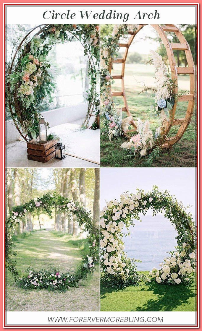 Locate Dozens Of Diy Wedding Decorations Create A Day To Recall In The Same Way As Diy Wedding Decor D Wedding Arch Wedding Arch Greenery Diy Wedding Arch