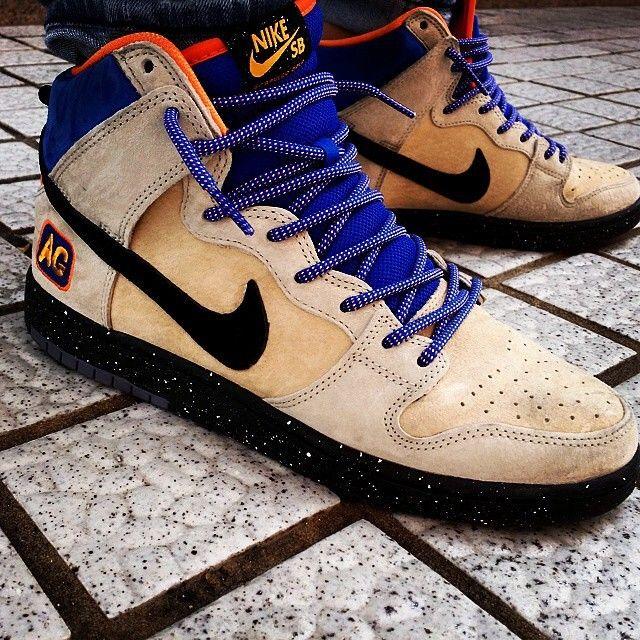 Nike SB Dunk High   Chaussure nike jordan, Sneakers, Basket homme