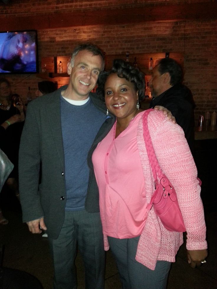Mr. David Eigenberg is another one of those actors I could just watch and learn from all day.