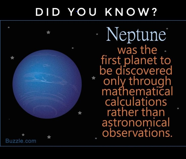 Did you know | Neptune facts, Neptune planet, Astronomy facts