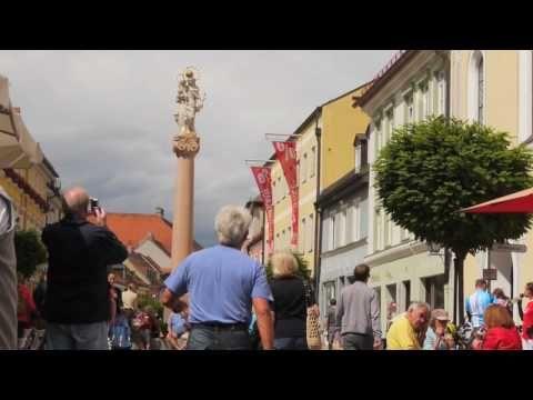 Murnau am Staffelsee in Bayern - YouTube