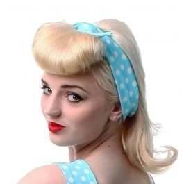 Coiffure pin-up