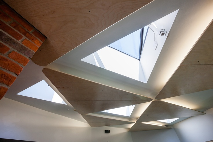 Beccles Health Centre in Suffolk specified five bespoke triangular Rooflights from the Rooflight Company. It was important that the rooflights appeared frameless from the inside and this was something the Rooflight Company were able to achieve.     Read the full case study here - http://www.therooflightcompany.co.uk/beccles-health