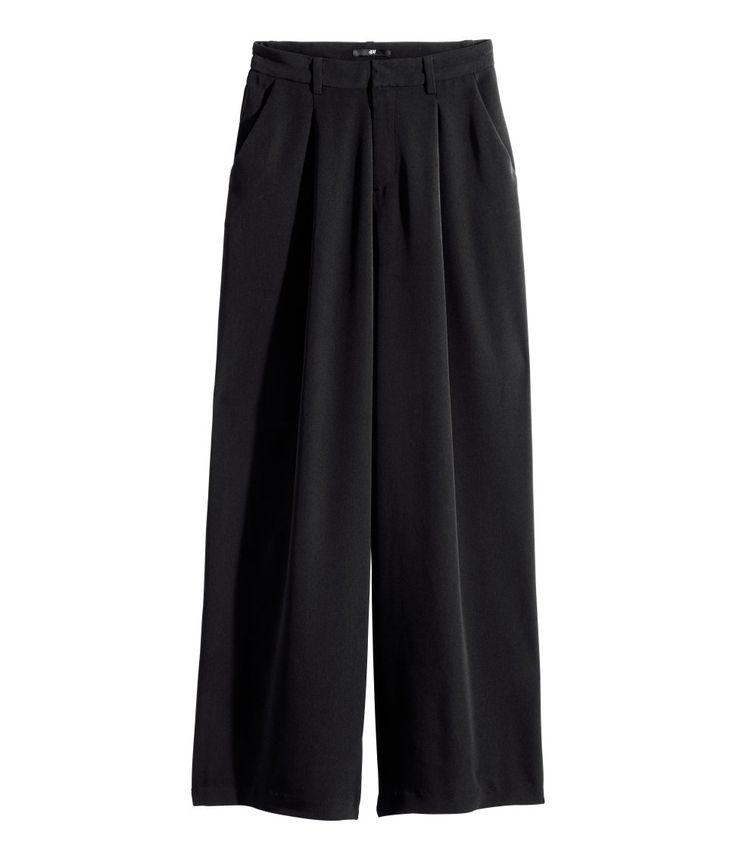 Stylingtips: Slik bruker du vide bukser | Stellamagasinet.no