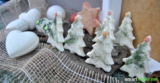 Keine Lust mehr auf den Shopping-Wahn zu Weihnachten? Hier findest du die schönsten Weihnachtsgeschenke zum Selbermachen für jeden Geschmack.