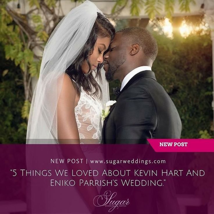 Hit http://ift.tt/1bOWfj8 now and read about highlights on Kevin Hart's Wedding link in bio. #newwebsitepost
