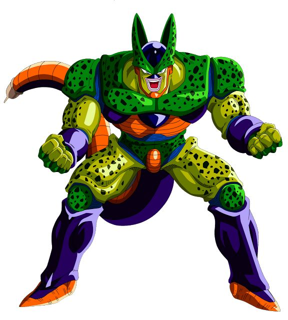 18 best images about Cell dbz on Pinterest | Monsters ...