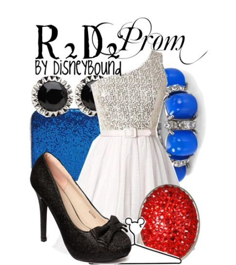 R2D2 prom